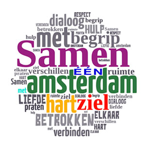 Samen één Amsterdam